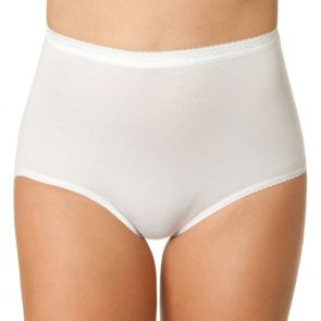 Bendon Freedom Full Brief White 13-222