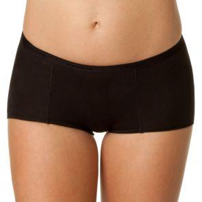 Bendon Body Cotton Trouser Knicker 13-534 Black