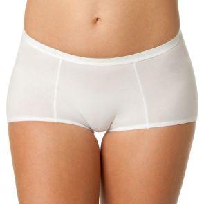 Bendon Body Cotton Trouser Knicker 13-534 White