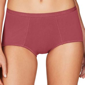 Bendon Body Cotton Trouser Brief 13-534 Wild Ginger