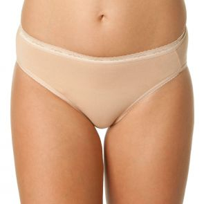 Bendon Freedom High Cut Brief 14-222 Nude