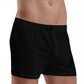 Doreanse Cotton Loose Boxer Short 1511 Black