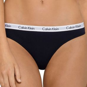 Calvin Klein Carousel Bikini D1618O Black
