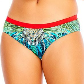 Aqua Blu Instinct Classic Swim Brief A8075IN Multi