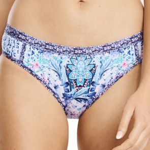 Aqua Blu Babylon Swim Classic Brief A9085BA Multi