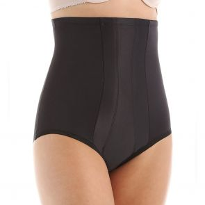 Miraclesuit Shapewear High Waist Brief with Wonder Edge Black 2705