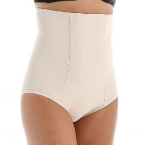 Miraclesuit Shapewear High Waist Brief with Wonder Edge Nude 2705