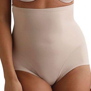 Miraclesuit Shapewear Back Magic Hi Waist Brief 2915 Nude