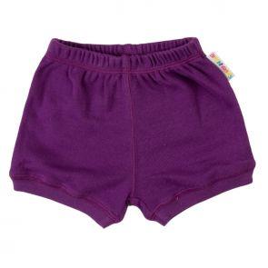 Bright Bots Essential Bloomer Short Purple 2AAEBL01