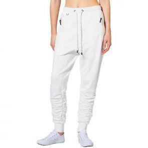 LEVEL Phoenix Unisex Jogger Pants L0218 White