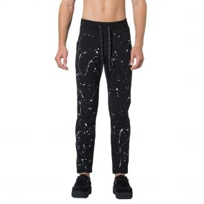 LEVEL Keegan Unisex Jogger L0518 Black Splatter