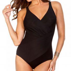 Miraclesuit Swimwear Must Haves Oceanus One Piece 6516688 Black