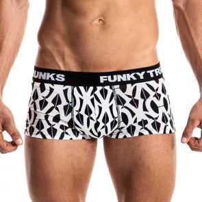Funky Trunks City League Mens Trunk City League FT50M00397