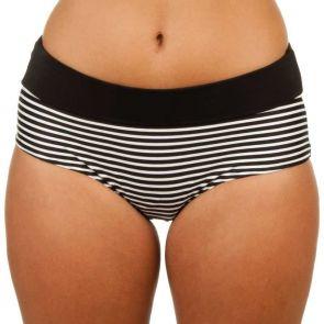 Freya Swim Tootsie Folded Short Black AS3606
