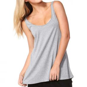 Betty Basics Santorini Swing Tank Silver Marle BB417