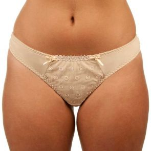 Curvy Kate Dreamcatcher Thong Biscotti CK2302