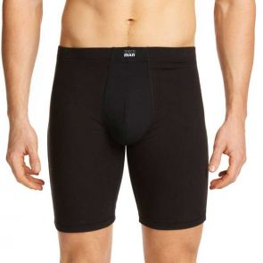 Bendon Man Sports Man Trunk Black B51-498