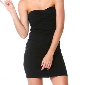 Betty Basics Serena Tube Dress Black BB213