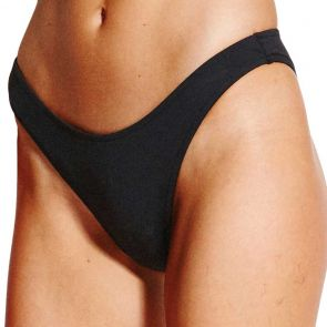 Seafolly Active High Rise Leg 40305-058 Black