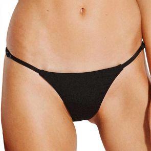 Seafolly Active Rio Bikini Pant 40511-058 Black