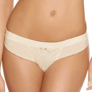 Freya Lingerie Deco Darling Brief Ivory AA1775