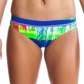 Funkita Dye Hard Ladies Sports Brief Dye Hard FS03L00807