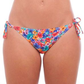Aqua Blu Cabana Tie Side Brief Multi A5023CB