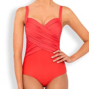 Nancy Ganz Swimwear Bora Bora Shaping Suit Grenadine W4137