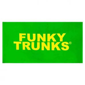 Funky Trunks Mens Sports Towel Still Brasil FT90