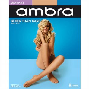 Ambra Better Than Bare Bodyshaper Pantyhose BETTBSH Natural Bisque