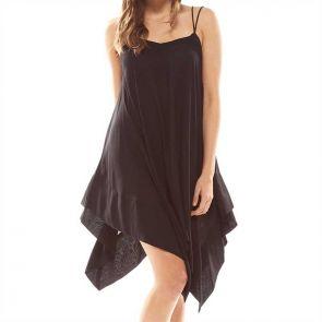 Deshabille Corsica Dress Black 1163