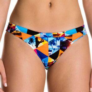 Funkita Summer Snaps Ladies Hipster Brief Summer Snaps FS22L01132