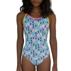 Escargot Tutty Fruity Girls One Piece Multi GTOP-115-0092