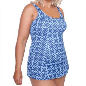 Genevieve Swimwear Money Penny Swimdress Money Penny CR2082MP