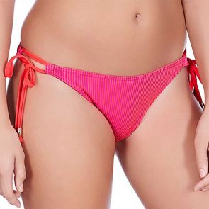 Freya Swim Horizon Rio Tieside Brief Hot Coral AS3848