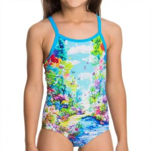 Funkita Meadow Love Toddler Girls One Piece Meadow Love FG01T01138