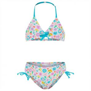 Platypus Bloom Drawstring Bikini Set Bloom PK77DBB