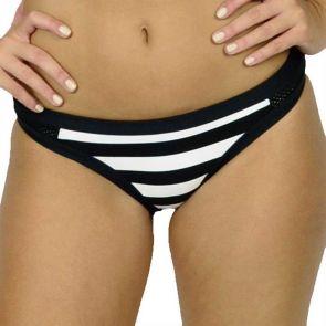 Baku Beachcomber Spliced Hipster Pant Black PANT599BCH