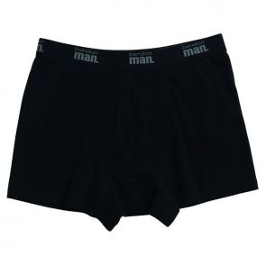 Bendon Man Cotton Texture Trunk Black B50-499