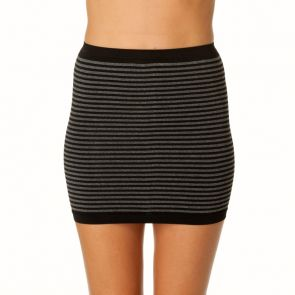 Betty Basics Lana Tube Skirt Snake Print BB102