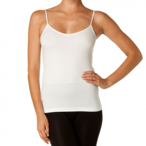 Betty Basics Vivienne Singlet White BB103
