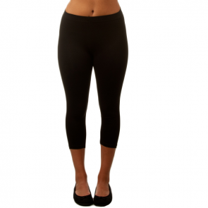 Betty Basics Beyonce 3/4 Legging Black BB208