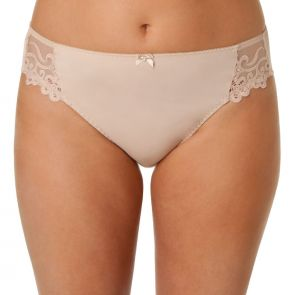Fayreform Coral High Cut Brief F14-8030 Latte