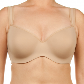 Le Mystere Tisha Dream T-Shirt Bra Natural LE9955