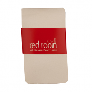 Red Robin Jackie Party Tights White R13041