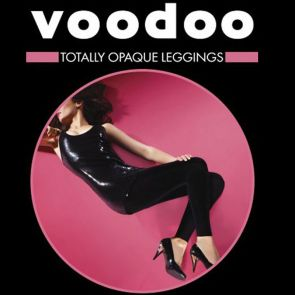Voodoo Totally Opaque Legging Black X30317