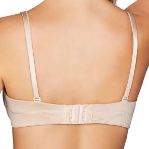 Heidi Klum Bra Back Extenders 3-Hook A593-0008 Assorted