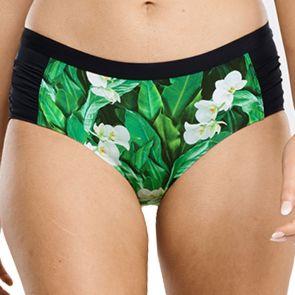 Aqua Blu Botanica Surf Swim Pant A9006BO Green
