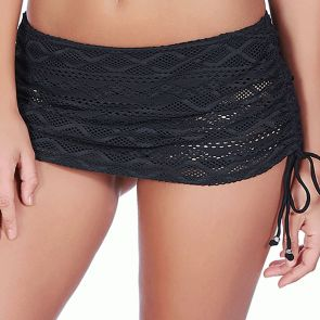 Freya Swim Sundance Skirted Swim Brief AS3977 Black
