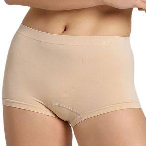 Ambra New Bodysoft Boyleg Brief AMUWBTQBL Nude